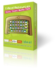Early Years Maths Pack