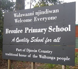 Broulee Primary School